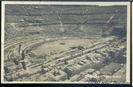 Siracusa - Teatro Greco - Fotografica - Viaggiata 1928 - Rif. 18322b - Siracusa