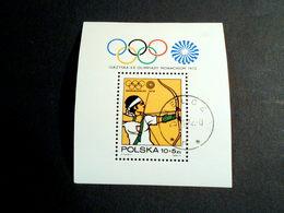 Poland 1972 Olympic Games - Munich, Germany - 1944-.... Republic