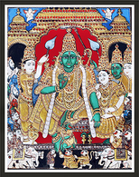 Sri Ramar Pattabhishekam - Autres Collections