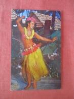 Tahitian Dancer     Ref 4090 - Pin-Ups