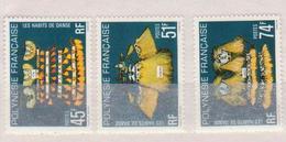 POLYNESIE    N°  YVERT  : 138/140  NEUF SANS  CHARNIERES - Französisch-Polynesien