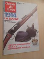 WW2013-2  Revue GAZETTE DES ARMES  N°133 De 1984 , Valait  18F , Sommaire En Photo 3 - Zeitungen & Zeitschriften