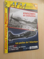 WW2013-2  Revue AFM AVIATION FRANCAISE MAGAZINE N°01, Valait 6,50 € , Sommaire En Photo 3 - Zeitungen & Zeitschriften