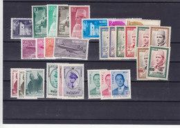Morocco-Spanish Morocco, Complete Set MNH ,7 Sets Scarce - Cat Value 117 Euros- Red. Price ( No Paypal & Skrill ) - Marokko (1956-...)