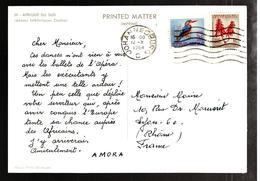 32426 - Publicitaire  Pour AMORA - Afrique Du Sud (1961-...)