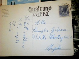 ROMA PANTHEON  VB1959 TARGHETTA FILM CINEMA  QUALCUNO VERRA  HP9036 - Panthéon