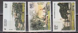 POLYNESIE    N°  YVERT  : 256/258  NEUF SANS  CHARNIERES - Französisch-Polynesien