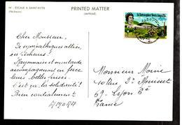 32428 - Publicitaire Pour AMORA - St.Christopher-Nevis-Anguilla (...-1980)