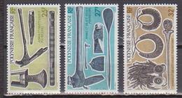 POLYNESIE    N°  YVERT  : 288/90  NEUF SANS  CHARNIERES - Französisch-Polynesien