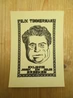 Ex Libris Felix Timmermans - Bookplates