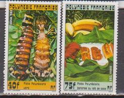 POLYNESIE    N°  YVERT  : 295/296 NEUF SANS  CHARNIERES - Französisch-Polynesien