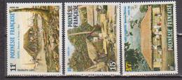 POLYNESIE    N°  YVERT  : 299/301 NEUF SANS  CHARNIERES - Französisch-Polynesien