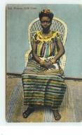 Fanti Woman, Gold Coast - Ghana - Gold Coast