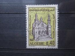 """VEND BEAU TIMBRE D ' ALGERIE N° 537 , OBLITERATION """" BOUFARIK """" !!! - Algerien (1962-...)"""