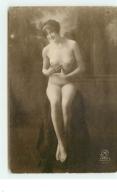Femme Nue Assise - Fine Nudes (adults < 1960)