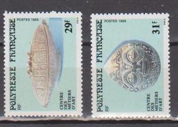 POLYNESIE    N°  YVERT  : 324/25              NEUF SANS  CHARNIERES - Französisch-Polynesien