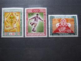 VEND BEAUX TIMBRES D ' ALGERIE N° 474 - 476 , XX !!! - Algerien (1962-...)