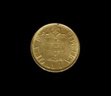 $F51-1 Escudo Coin - Portugal - 1986 - Portugal