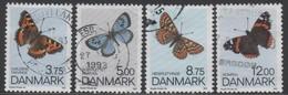 Denmark - #977-80(4) - Used - Dänemark