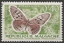 MADAGASCAR N° 342 OBLITERE - Madagaskar (1960-...)