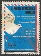 MADAGASCAR N° 784 OBLITERE - Madagaskar (1960-...)