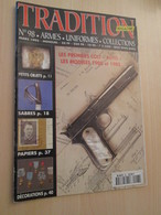 WW2013-2   UNIFORMOLOGIE Revue TRADITION N°98 De 1995 , Valait 32 FF 6 € , Sommaire En Photo 3 - Zeitungen & Zeitschriften
