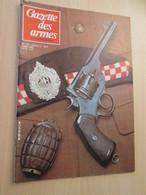 WW2013-2  Revue GAZETTE DES ARMES  N°120 De 1983 , Valait  16F , Sommaire En Photo 3 - Zeitungen & Zeitschriften