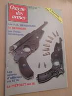 WW2013-2  Revue GAZETTE DES ARMES  N°135 De 1984 , Valait 18F , Sommaire En Photo 3 - Zeitungen & Zeitschriften