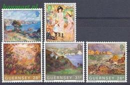 Guernsey 1983 Mi 269-273 MNH ( ZE3 GRN269-273 ) - Guernsey