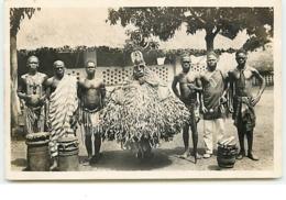 A.O.F. - COTE-D'IVOIRE - Danseur Gouros - Ivory Coast
