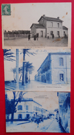 La Calle Algérie 1908-1921 Lot De 13 Cpa Cartes Postales à Saisiir éditeur Divers Dos Scannés Voyagé Ou Non Voir Dos - Altre Città