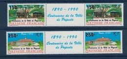 POLYNESIE    N°  YVERT  : 358 A /359 A           NEUF SANS  CHARNIERES - Französisch-Polynesien