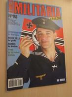 WW2013/2 Revue Uniformologie MILITARIA N°99 De 1993  , Sommaire En Photo 2 , Format A4 ,valait Quand Même 30 - Uniformes