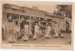 POULIGUEN-PLAGE - QUAI DE LA PROMENADE  - MAGASIN DE SOUVENIRS - SUPERBE - VERS 1930 - Le Pouliguen