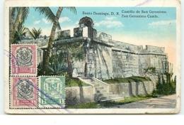 SANTO DOMINGO - Castillo De San Geromino - Dominicaine (République)