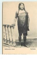 SURINAME - Indiaansche Vrouw - Surinam
