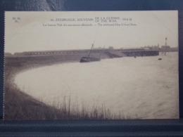 276 . MILITARIA . ZEEBRUGGE . SOUVENIR DE LA GUERRE 1914.18 . LES FAMEUX NIDS DE SOUS MARINS ALLEMANDS - Sous-marins