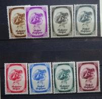 BELGIE 1938    Nr.  488 - 495     Postfris ** CW  70,00 - Belgium
