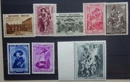 BELGIE 1939    Nr. 504 - 511     Postfris **    CW  150,00 - Belgium
