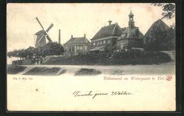 AK Tiel, Tolhuiswal En Waterpoort - Tiel