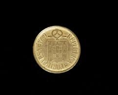 $F54-1 Escudo Coin - Portugal - 1989 - Portugal