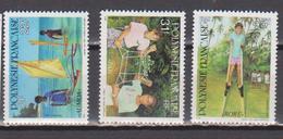 POLYNESIE    N°  YVERT  : 415/417    NEUF SANS  CHARNIERES - Französisch-Polynesien