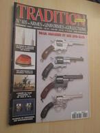 WW2013-2   UNIFORMOLOGIE Revue TRADITION N°105 De 1995 , Valait 32 FF 6 € , Sommaire En Photo 3 - Zeitungen & Zeitschriften