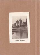 Calendrier Saint Aubin Angers Chemiserie Bonneterie 1954 Château De Josselin - Calendriers