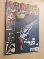WW2013-2   UNIFORMOLOGIE Revue TRADITION N°100 De 1995 , Valait 32 FF 6 € , Sommaire En Photo 3 - Zeitungen & Zeitschriften