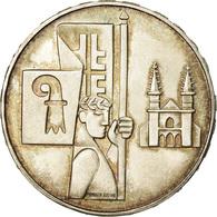 Suisse, Médaille, Eidg. Turn-Fest Basel, 1959, SUP+, Argent - Andere