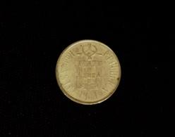 $F56-1 Escudo Coin - Portugal - 1991 - Portugal