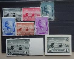 BELGIE 1940    Nr. 532 - 537 / 537 A / B   Postfris **     CW  74,00 - Belgium
