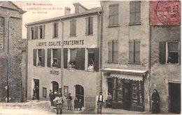 FR66 LAROQUE DES ALBERES - Labouche 212 - La Mairie - Devanture Bazar Librairie - Animée - Belle - Autres Communes