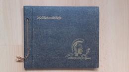 Militar Suomen Album-1 Picture.Sotilasmuistoja - Documentos Antiguos
